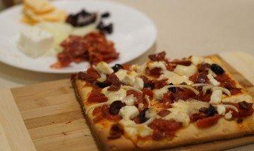 GF whole pizza