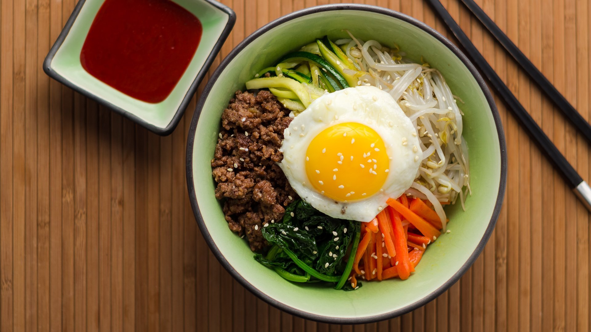 What to Eat When You're Adopting | Arts & Culture ...  |Bap Korean Food